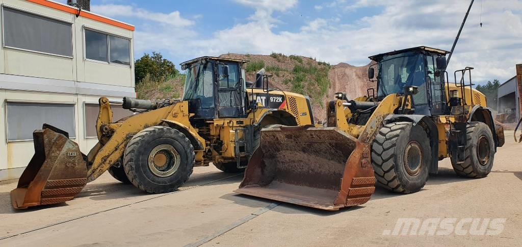 Caterpillar 972K / 950K (PRICE FOR 2UNITS)