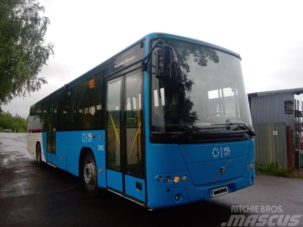Volvo 8700 12L moottoilla