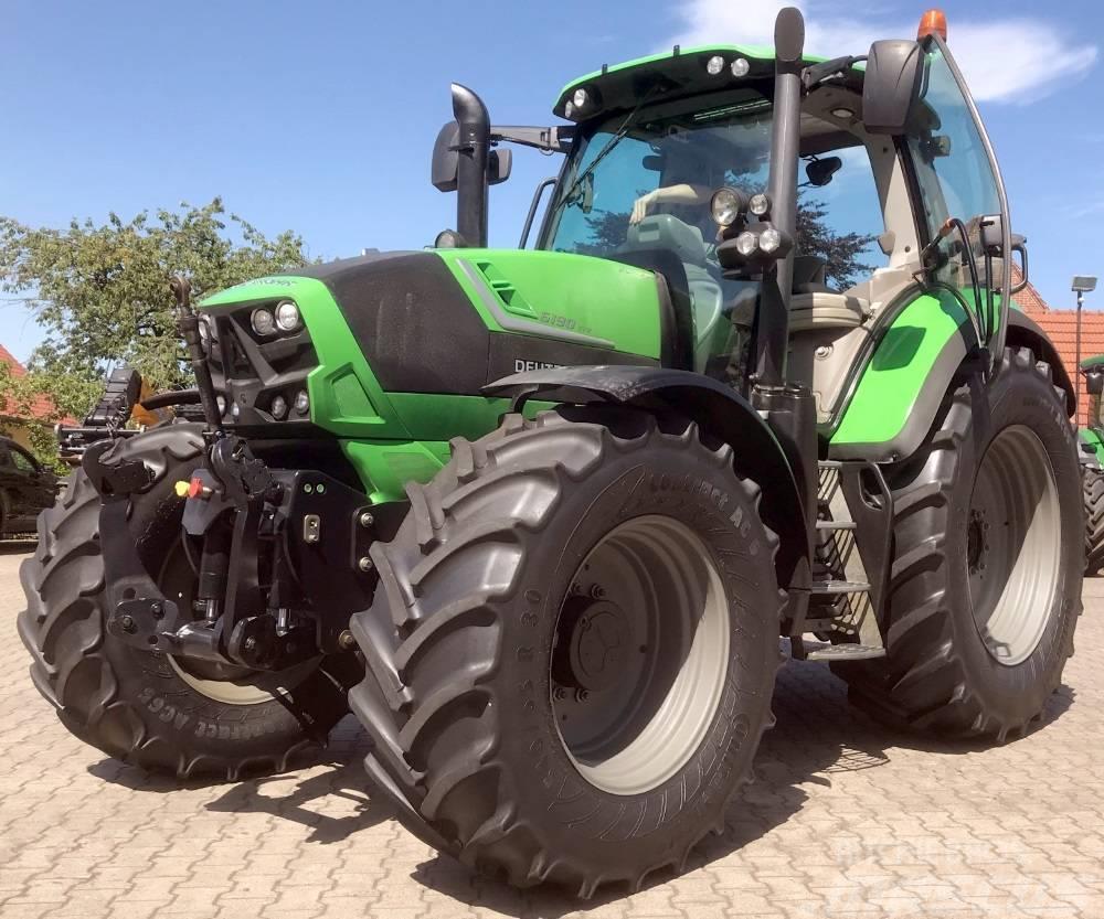 Deutz-Fahr 6190 TTV Allrad Traktor