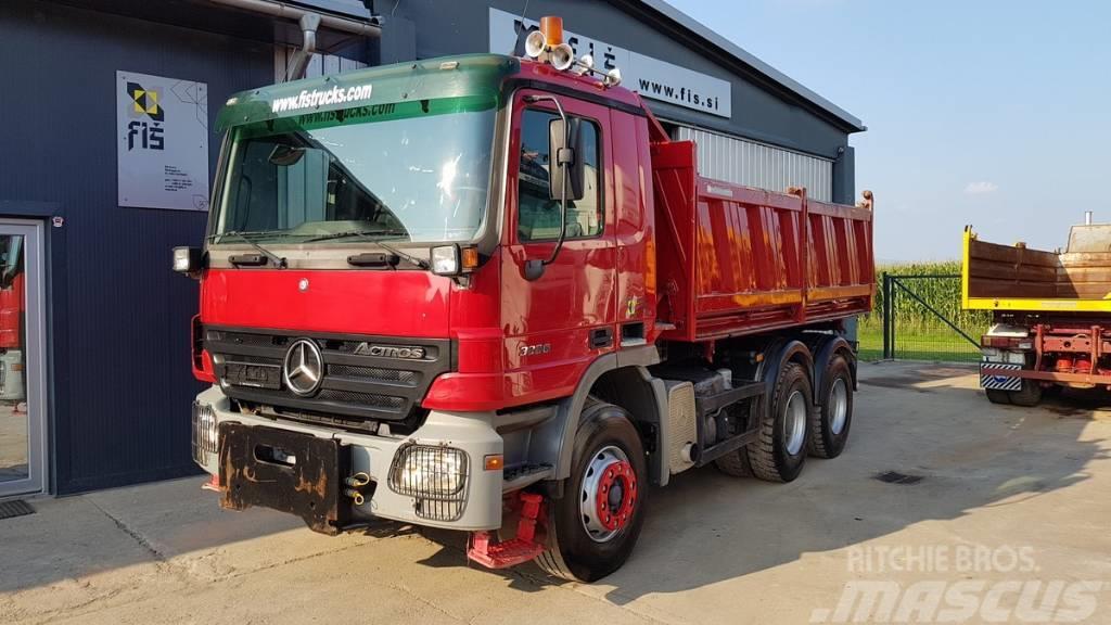 Mercedes-Benz ACTROS 3336 K 6X4 Meiller tipper