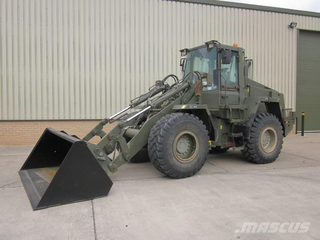 Used Case 721 Cxt Wheel Loaders Year 2001 For Sale Mascus Usa