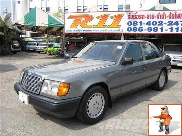 MERCEDES-BENZ E-CLASS 300E 3.0 AT