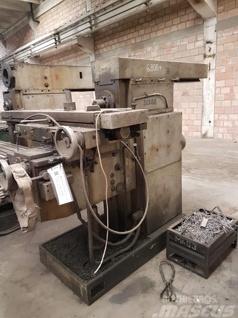 Masina de frezat FU-36