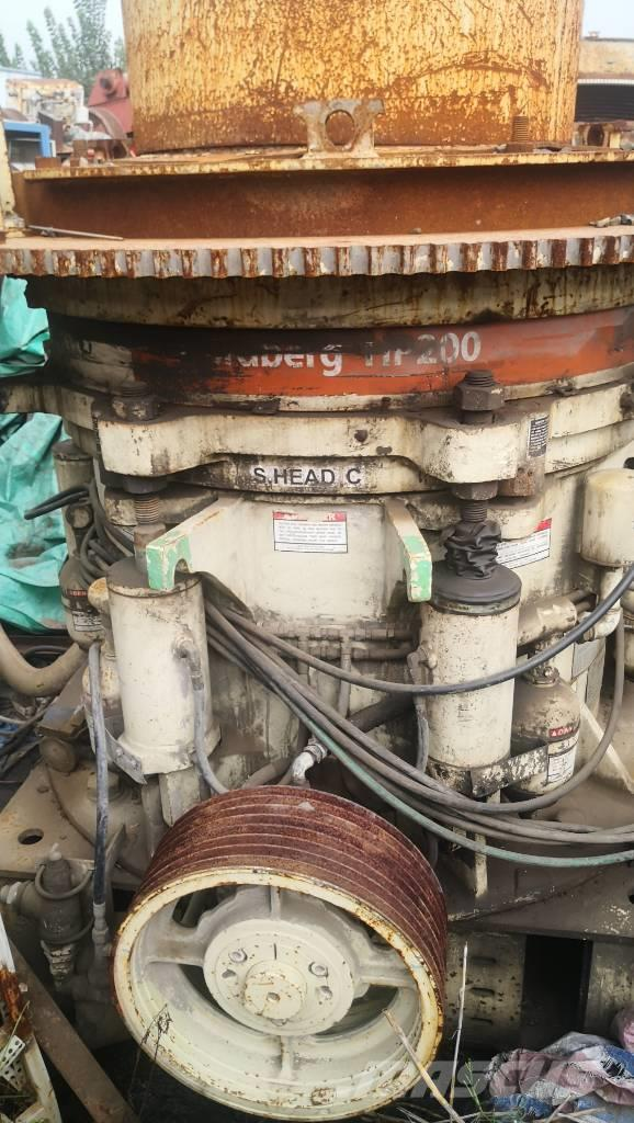 Metso HP 200 SHORT HEAD