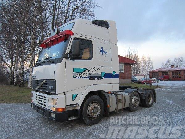 Volvo FH 12 6X2/254+136