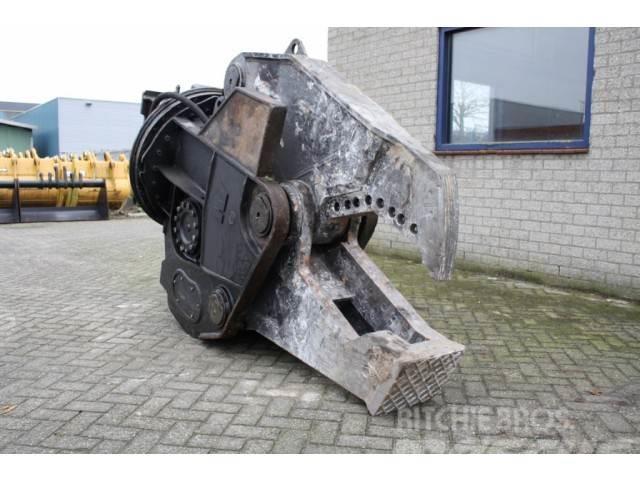 Verachtert Demolition Shear MP30 S / VTS50