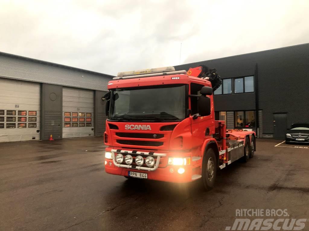 Scania P360LB6X2*4HNB
