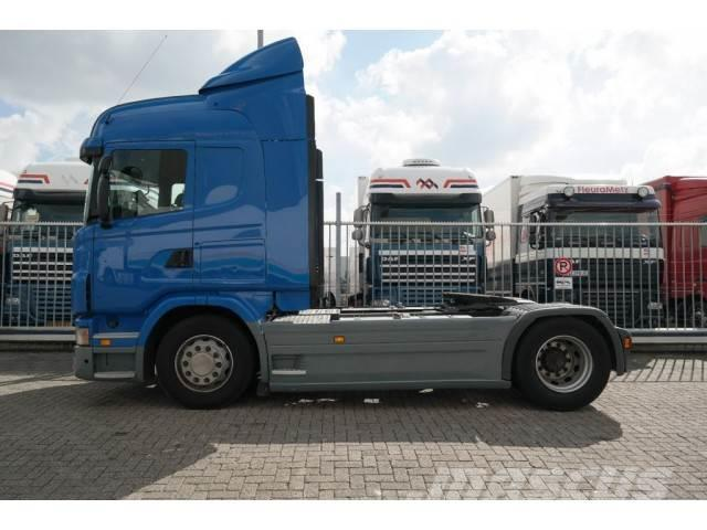 Scania G400 CG19 HIGHLINE EURO5 OPTIECRUISE