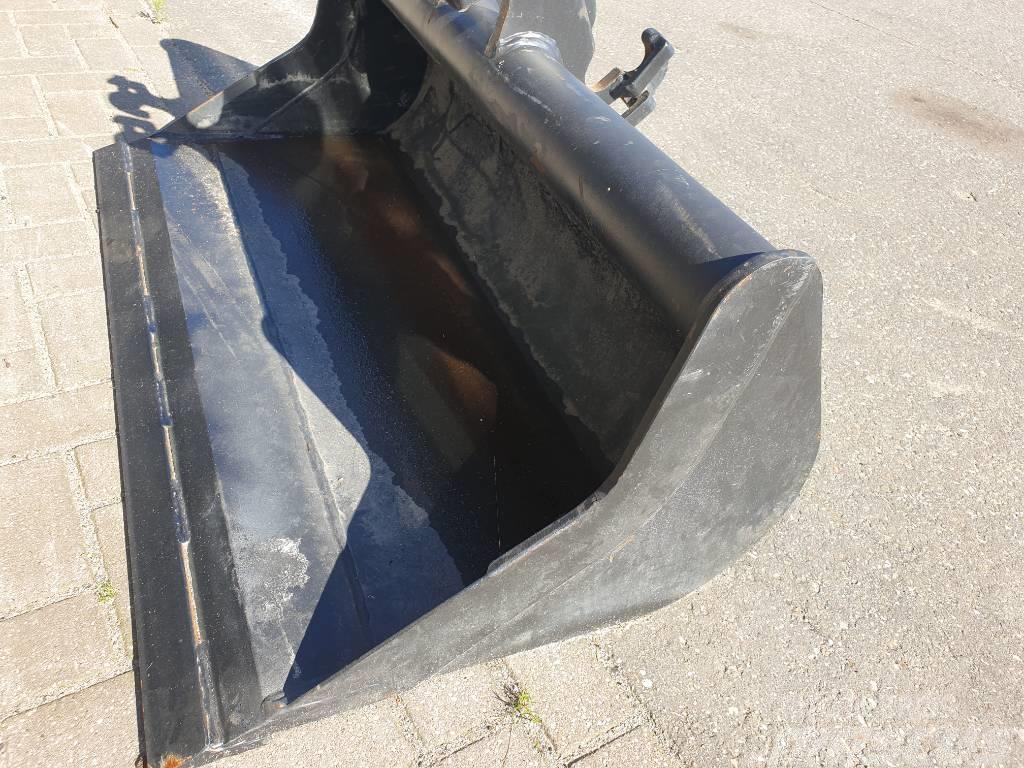 Saes Excavator ditch clean bucket 120cm, CW0.9