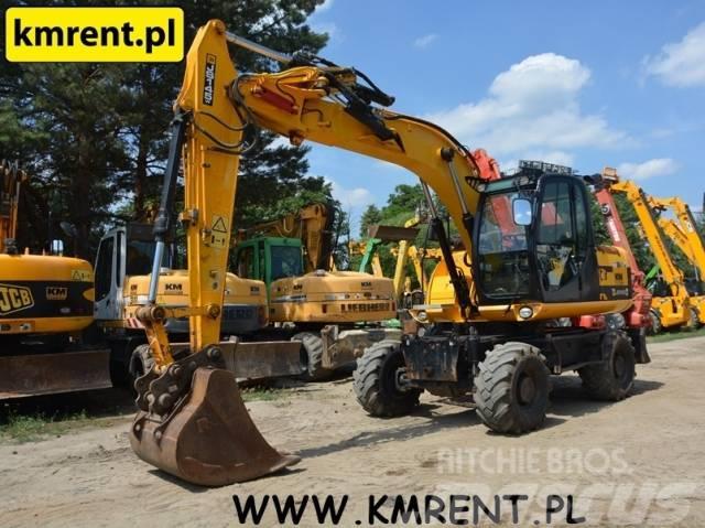 JCB JS 145 130 LIEBHERR A 308 309 311 CAT 312