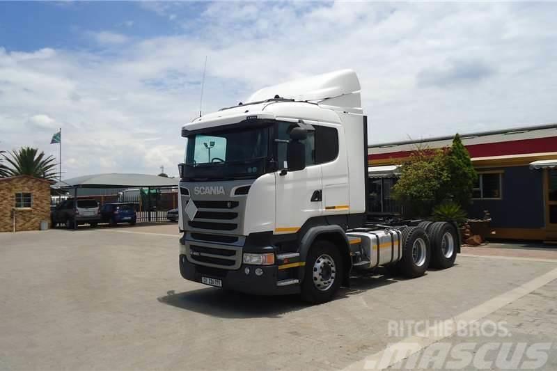 Scania R460 SCANIA T/T C/C CY226779 #6576