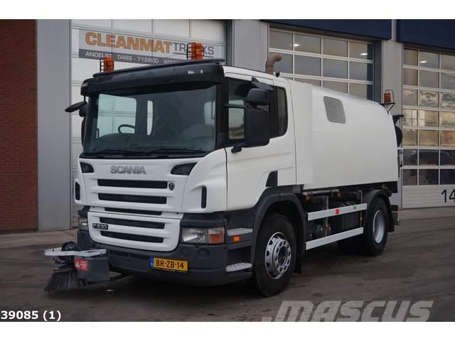 Scania P 230 Bucher Schorling Cityfant 60H