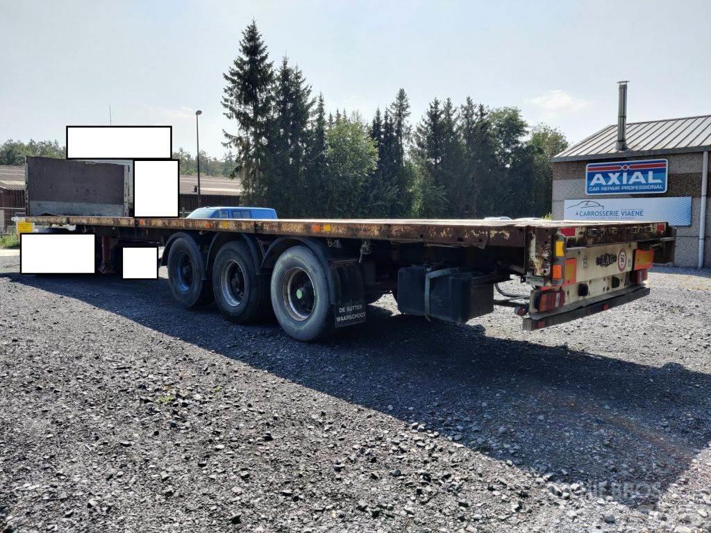 LAG 3 axles bpw-disc brakes-lift axle-good tyres
