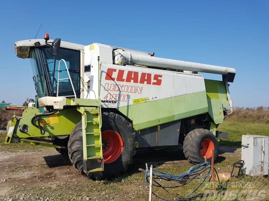 CLAAS 480