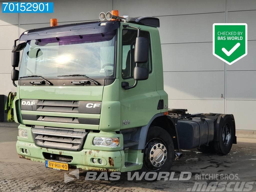 DAF CF75.310 4X2 NL-Truck Manual Euro 5