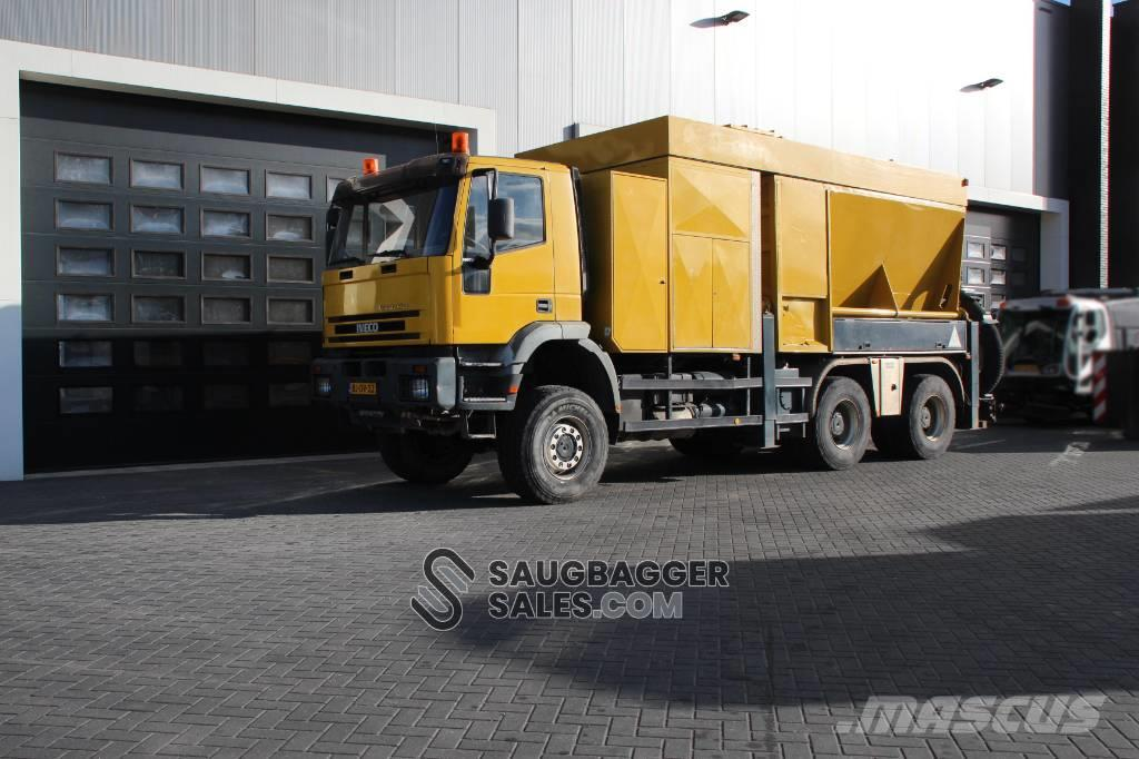 Iveco RSP 2002 Saugbagger