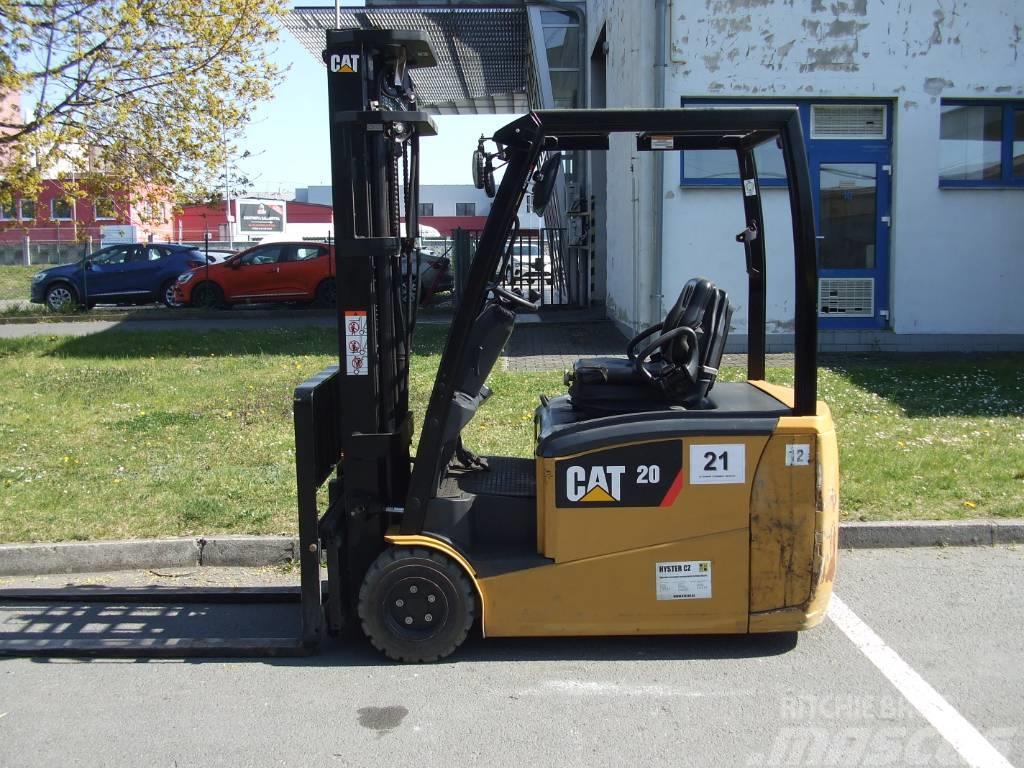 Caterpillar Lift Trucks EP20PNT