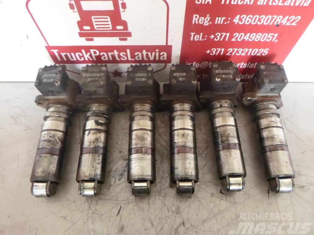 Mercedes-Benz Actros Nozzles 5236658