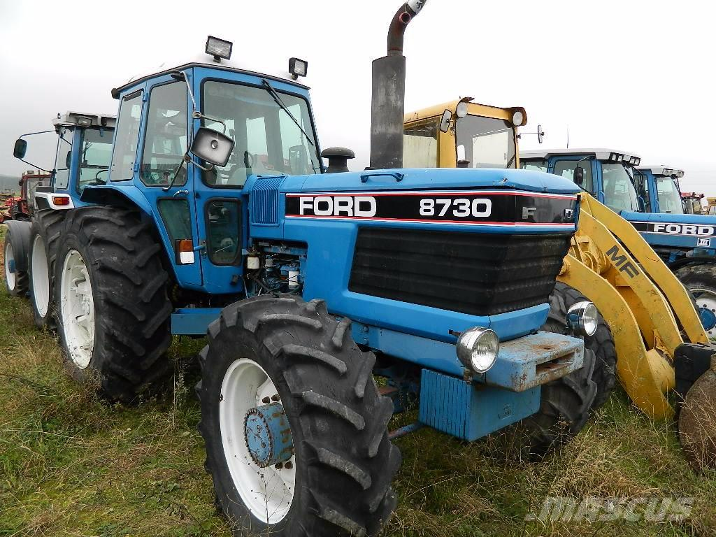 Ford TW 30, 1981, Traktorer