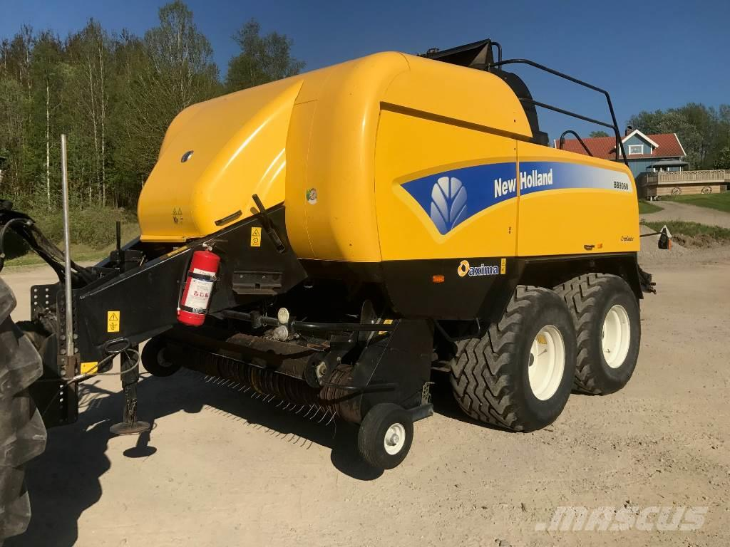 New Holland BB 9060 RC