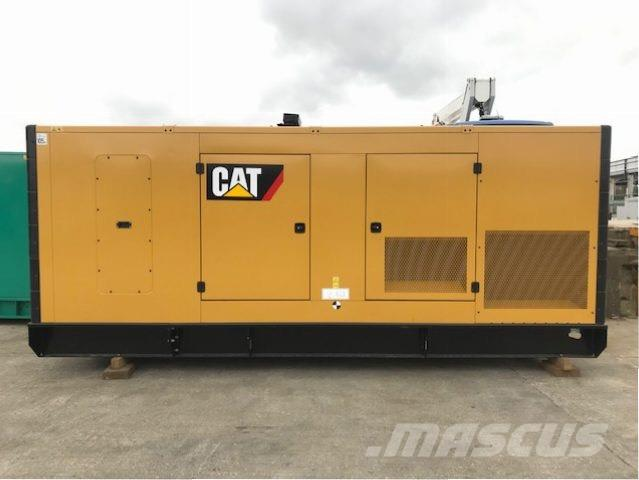 Caterpillar 715 kva CAT C18 diesel