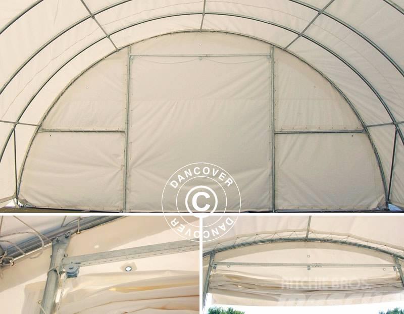 Dancover Storage Shelter 9,15x12x4,5m PVC Telthal, 2017, Övriga lantbruksmaskiner