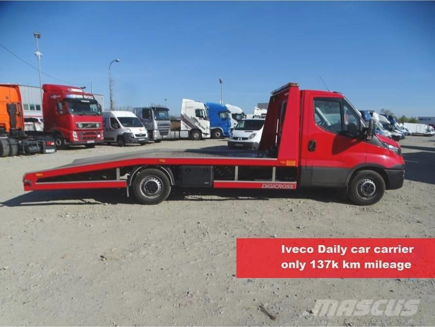 Iveco Daily 35S18 roadside assistance, 179HP