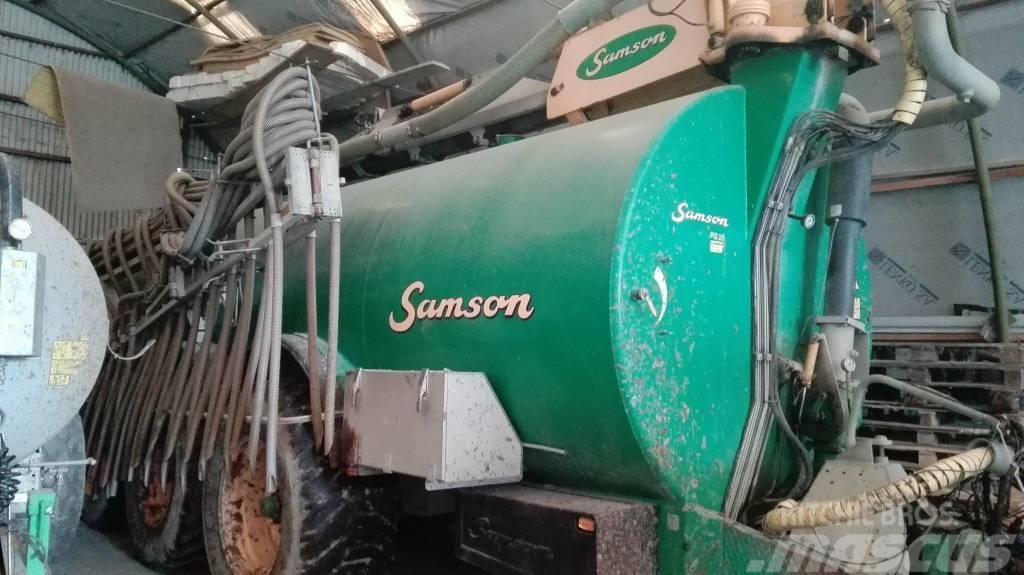 Samson Wóz asenizacyjny PG25