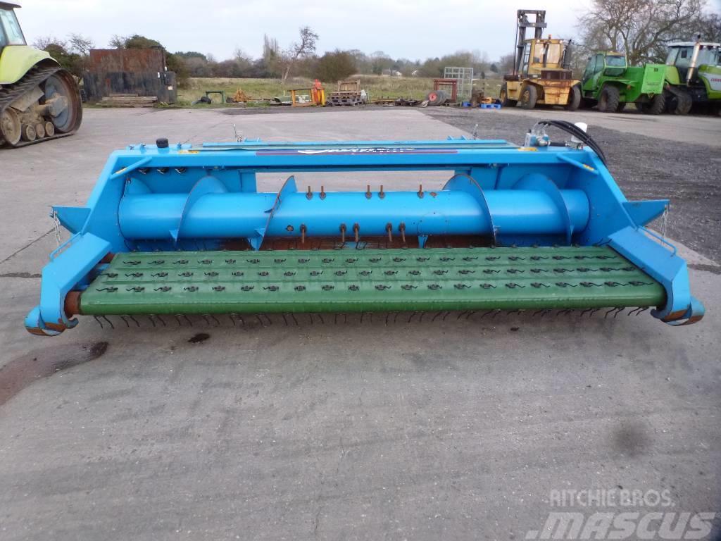 Shelbourne HI CAPACITY 3.30m Pickup Header