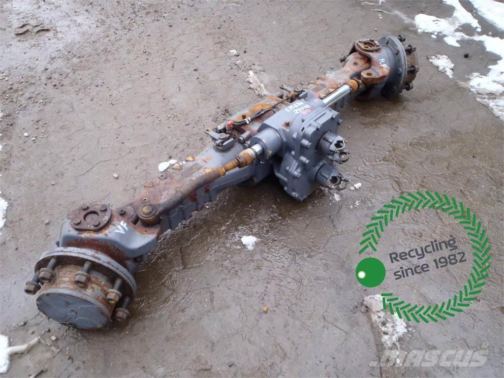 New Holland LM630 Front Axle