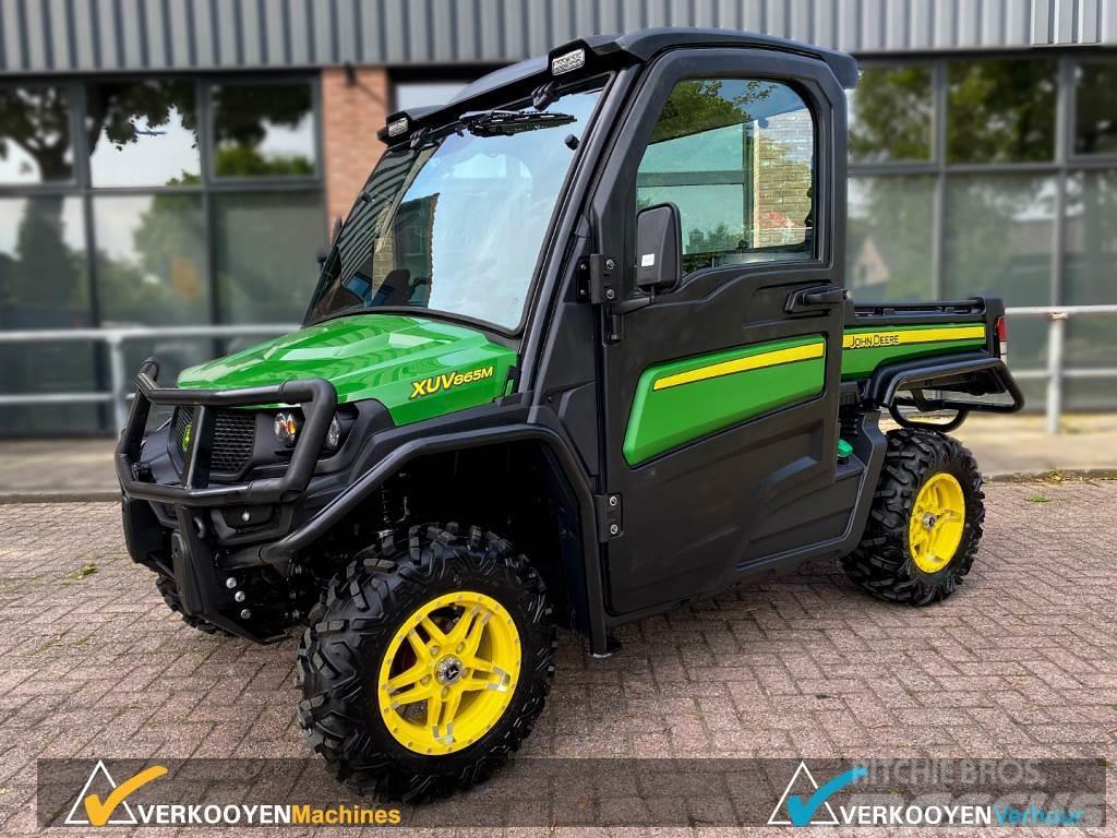 John Deere Gator XUV 865M Full Options