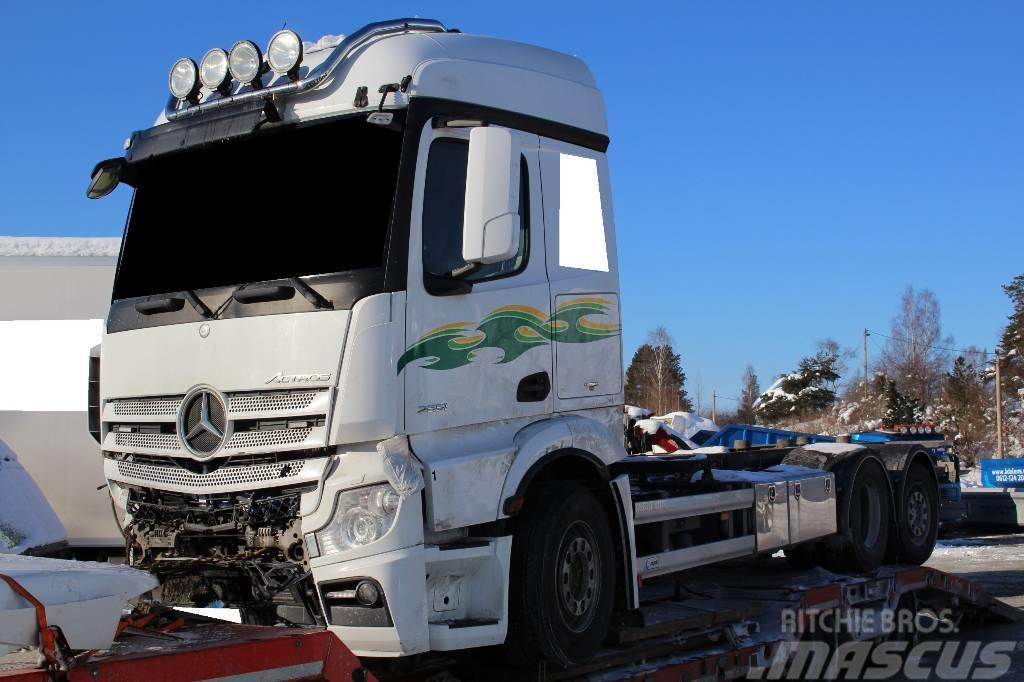 Mercedes-Benz Actros 2551 L