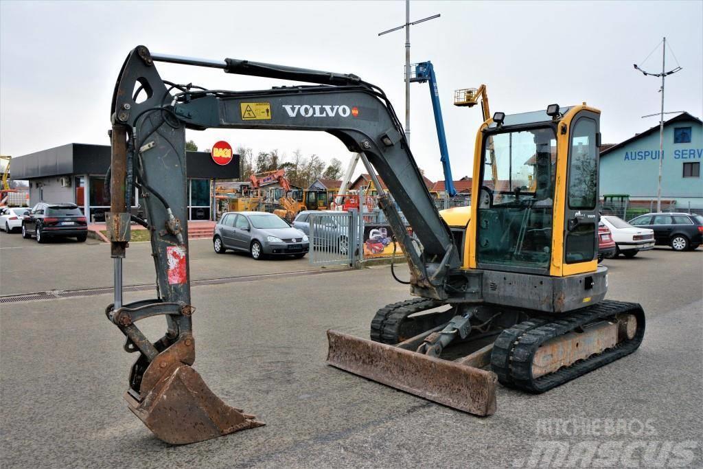 Volvo ECR 58
