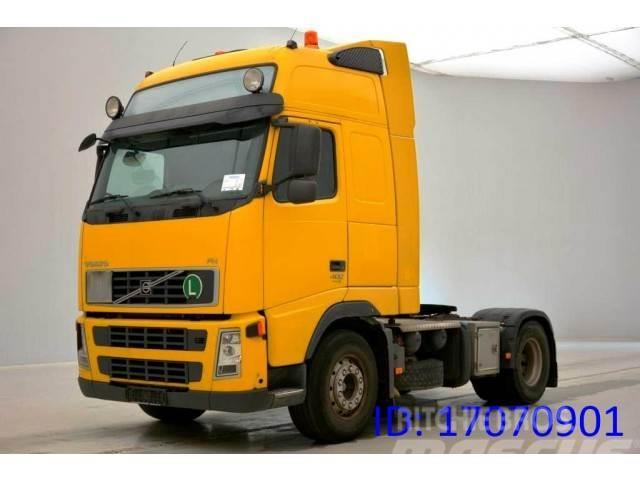 Volvo FH13.400 Globetrotter XL - ADR