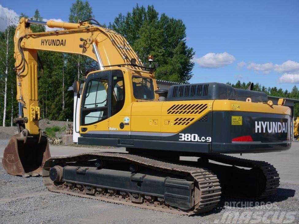 Hyundai Robex 380 LC-9