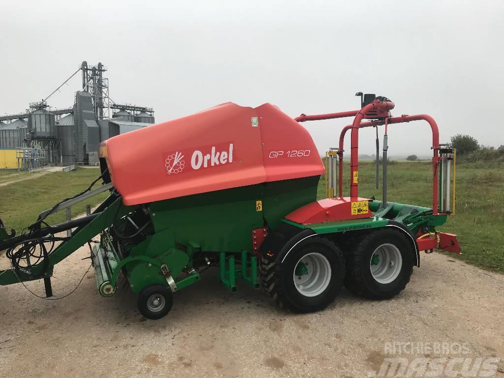 Orkel GP1260 Agronic