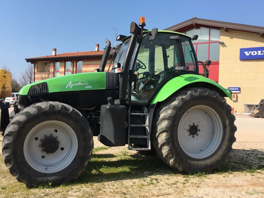 Deutz-Fahr AGROTRON 200