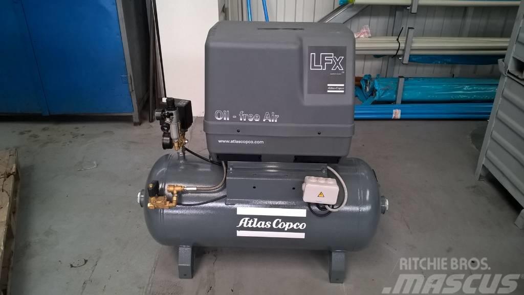 Atlas Copco LFX 2,0 -10 / TM 90