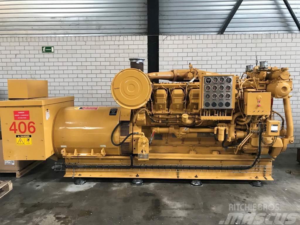 Caterpillar 3512 Generator Set 1275 kVa - DPH 105175
