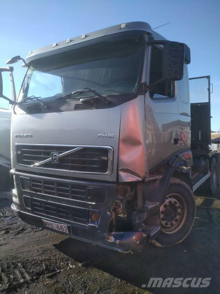 Volvo FH 16 550 8X4 FOR PARTS ONLY