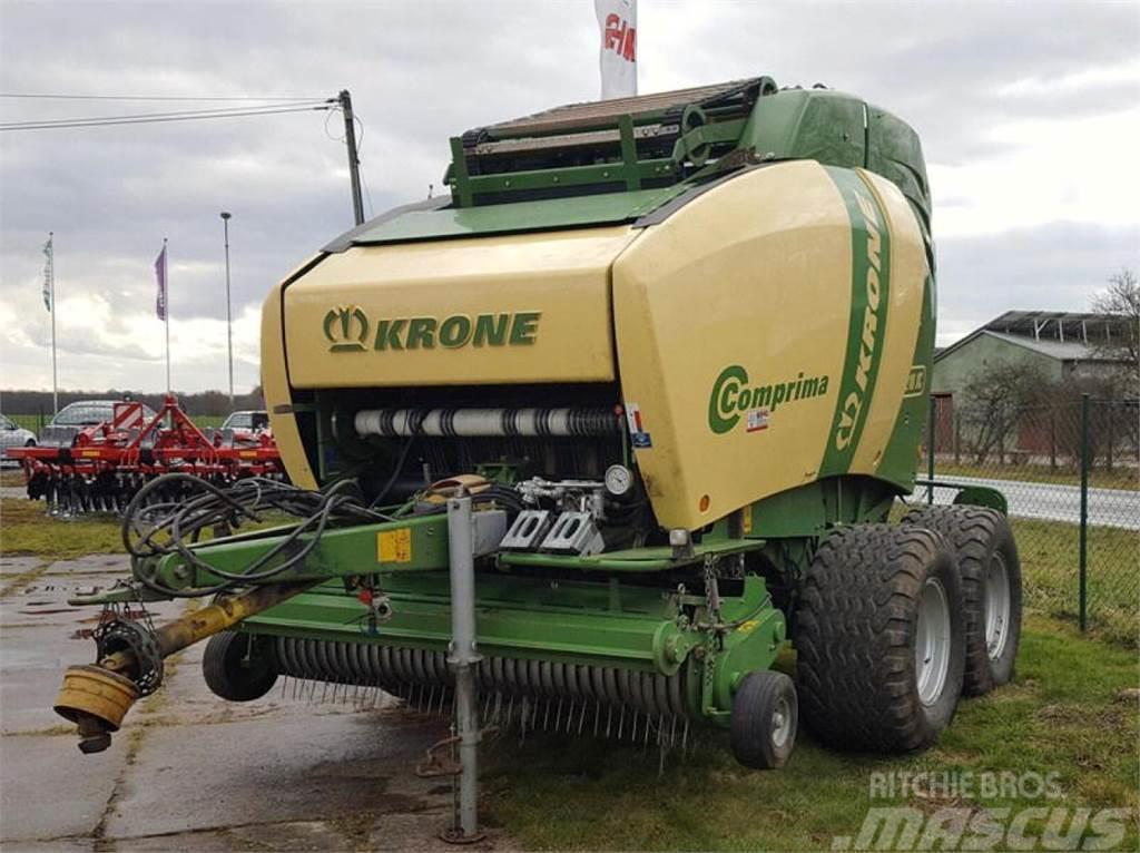 Krone COMPRIMA V210
