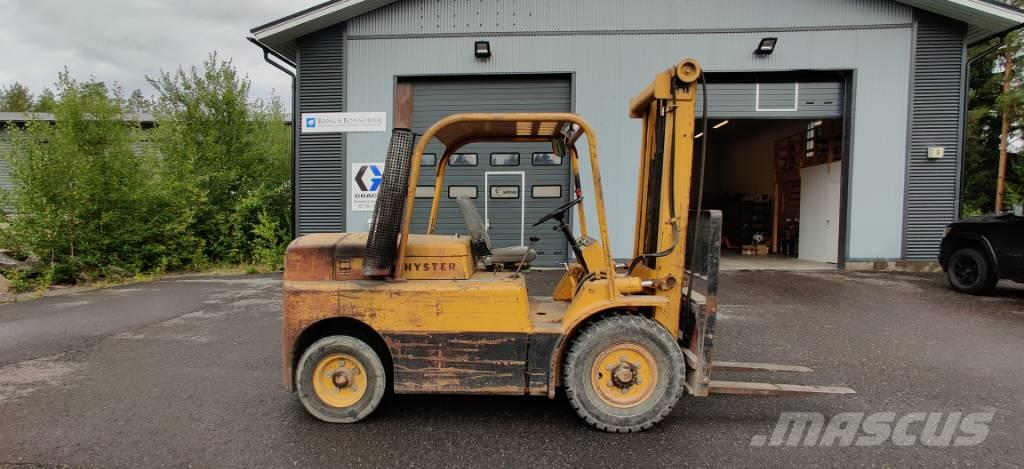 Hyster H 80 C