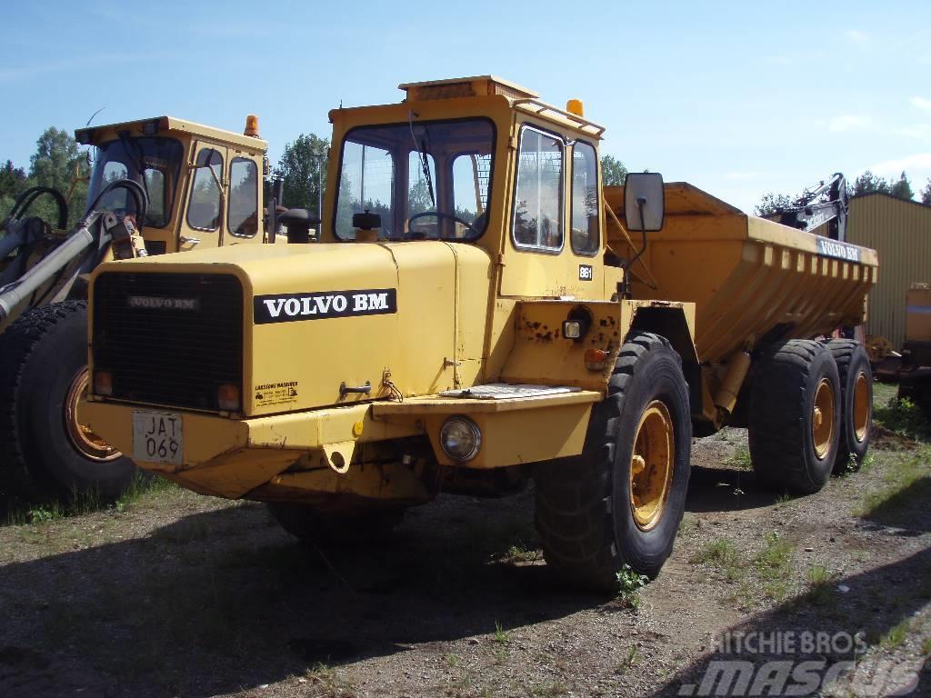 Volvo BM DR 860 S