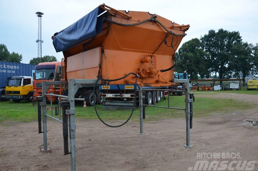 Küpper-Weisser STA HD 90 Salzstreu-Automat