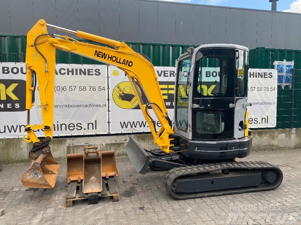 New Holland E 35.2 SR