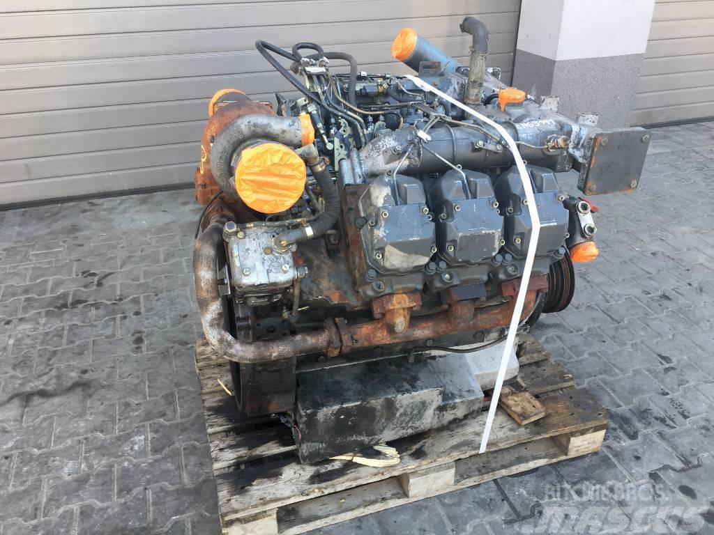 Deutz BF6M1015C V6 Engine Motor