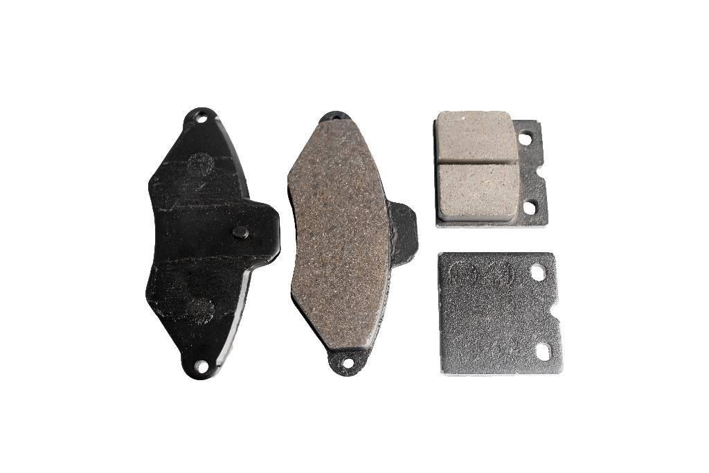 Kramer 580, 680, 780, 180, 280, 380 Brake pads  Brems