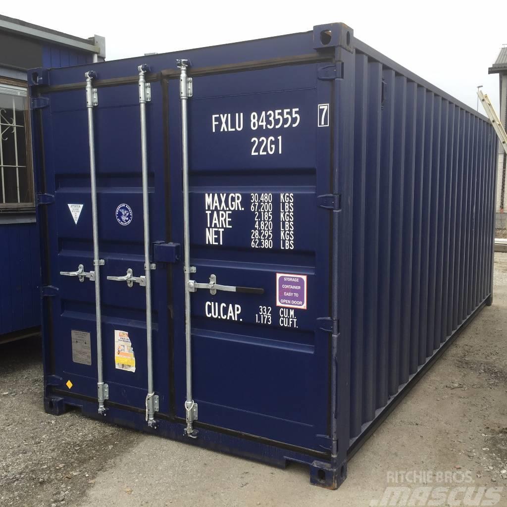[Other] Förråds container Hyr eller köp Förrådscontainer 2