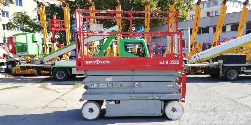 SkyJack SJIII-3226