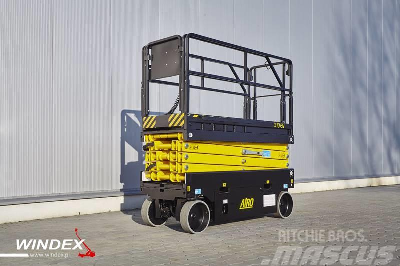 Airo X10 EN  - Windex